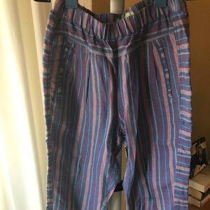 Fun spring pants.